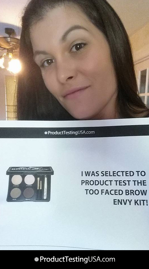 Too Faced Brow Envy Kit Review