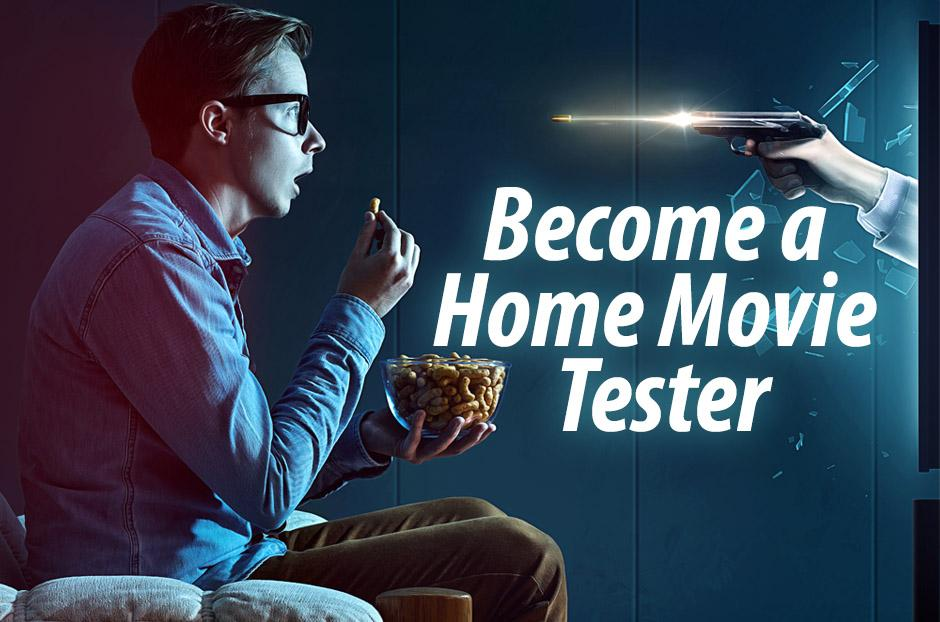 home movie tester
