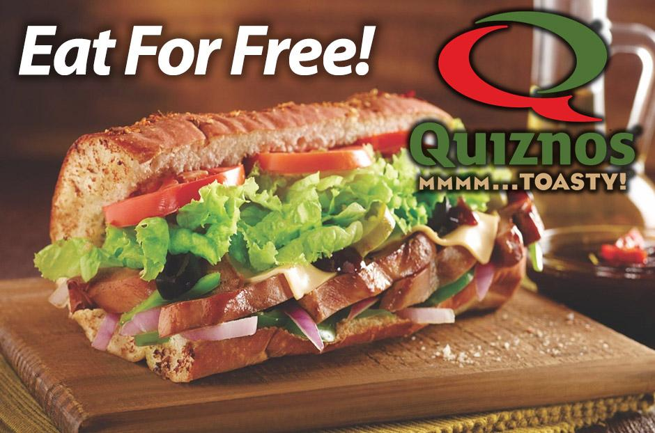 quiznos secret diner