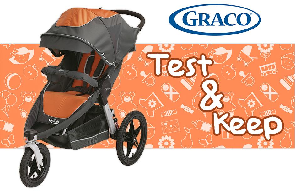 graco relacy performance jogger