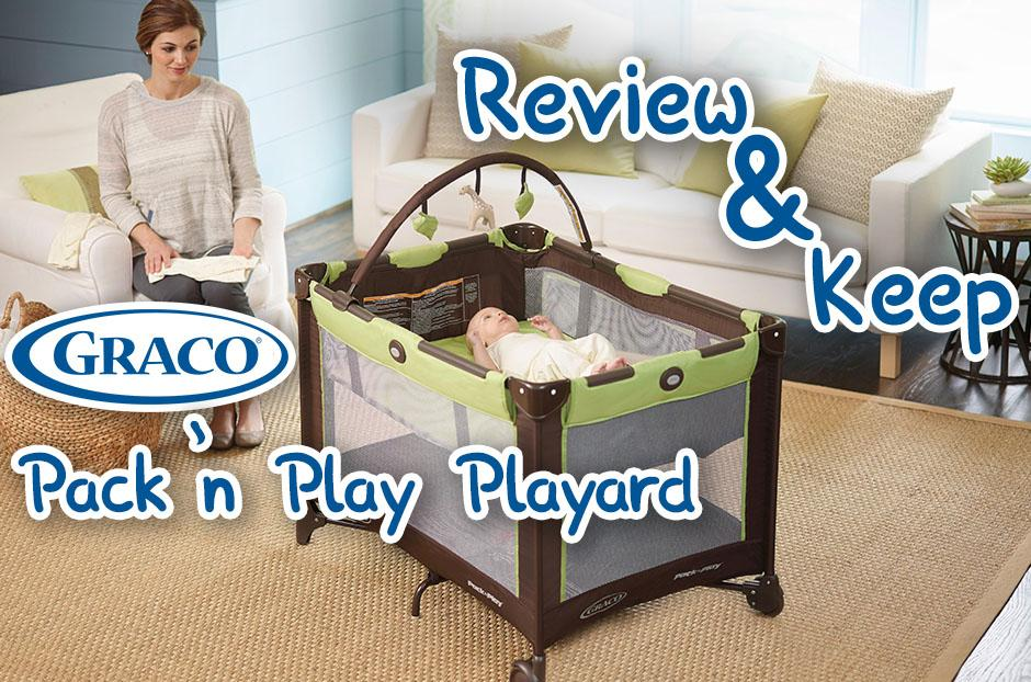 free graco pack n play playard