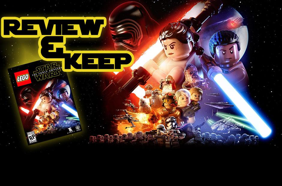 free lego starwars force awakens