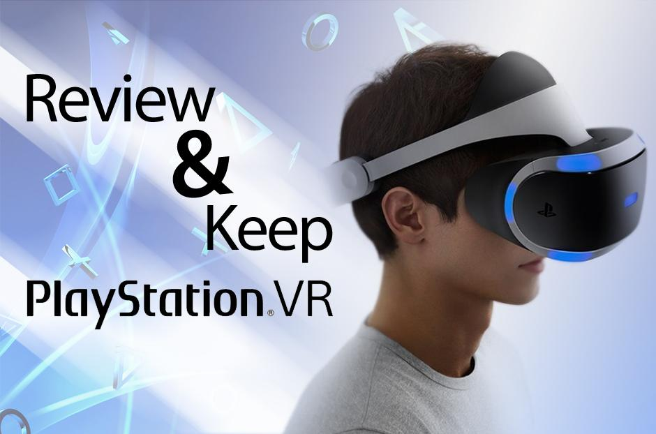 free playstation vr