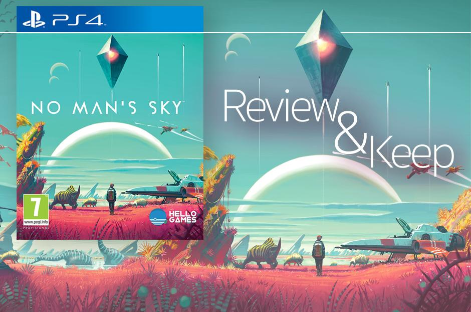 free no mans sky ps4 game