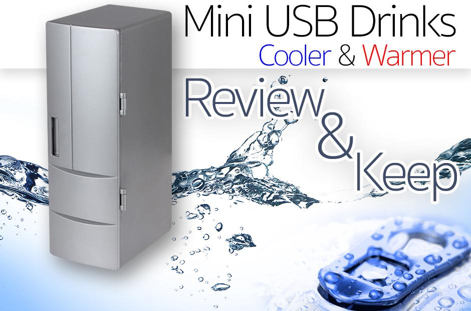 free mini usb drinks cooler and warmer