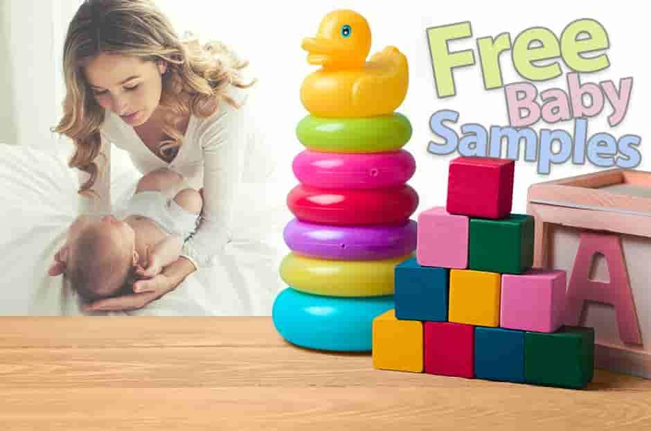 free baby samples