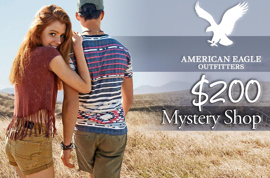 american eagle outfitters secret shoppers