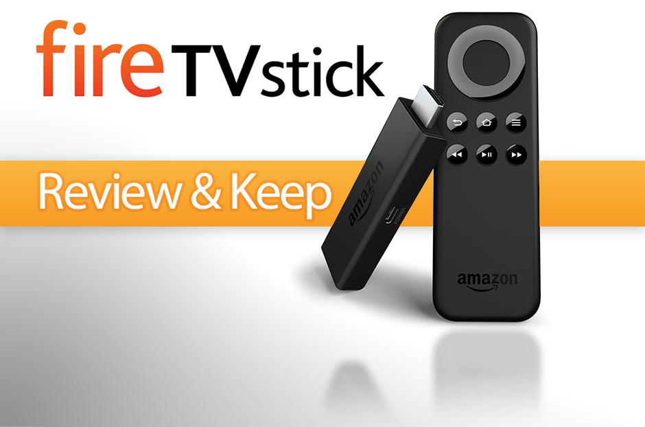 free amazon fire tv stick