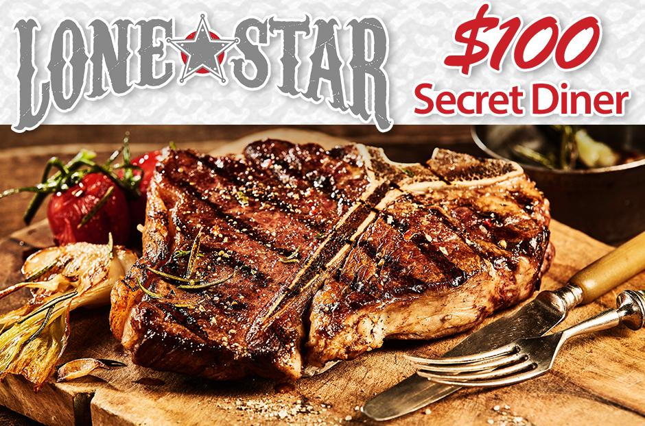 free lone star steakhouse vouchers