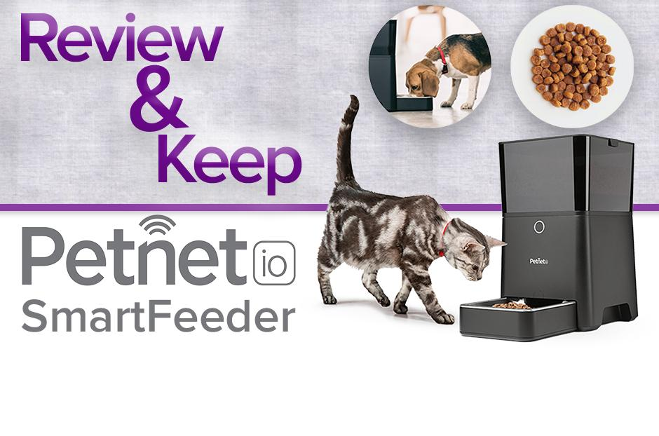 petnet smartfeeder pet feeder