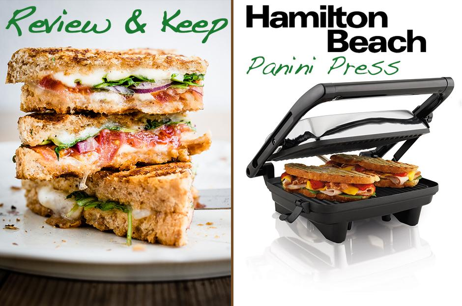 hamilton beach panini press reviewers wanted. Black Bedroom Furniture Sets. Home Design Ideas