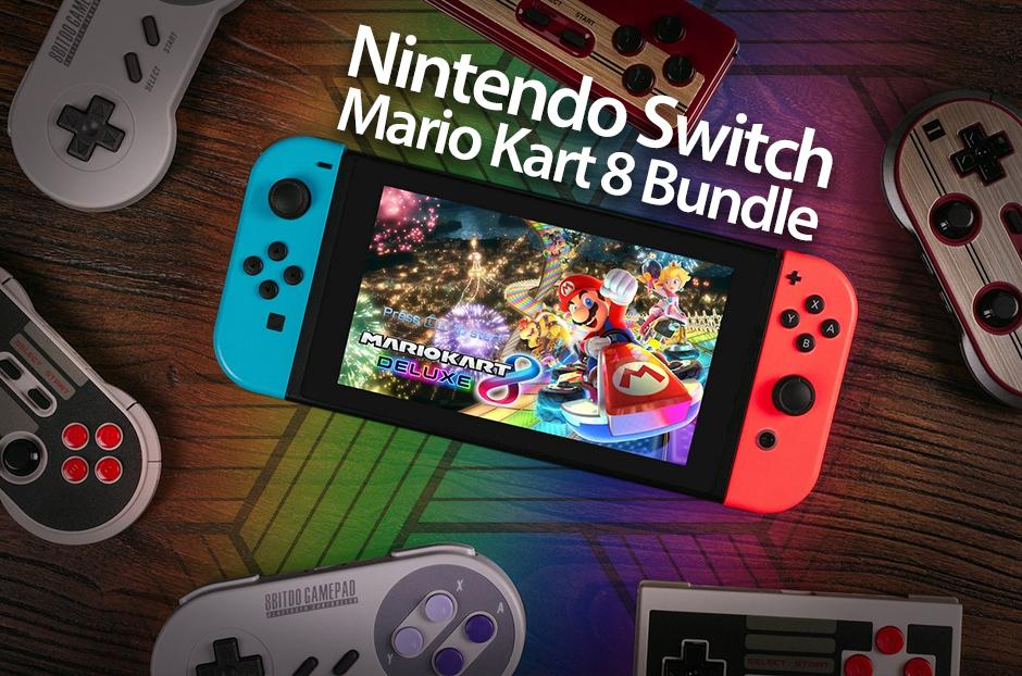 nintendo switch mario kart 8 deluxe bundle reviewers wanted. Black Bedroom Furniture Sets. Home Design Ideas