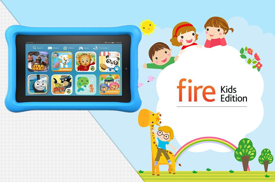 Review & Keep Fire Kids Tablet!