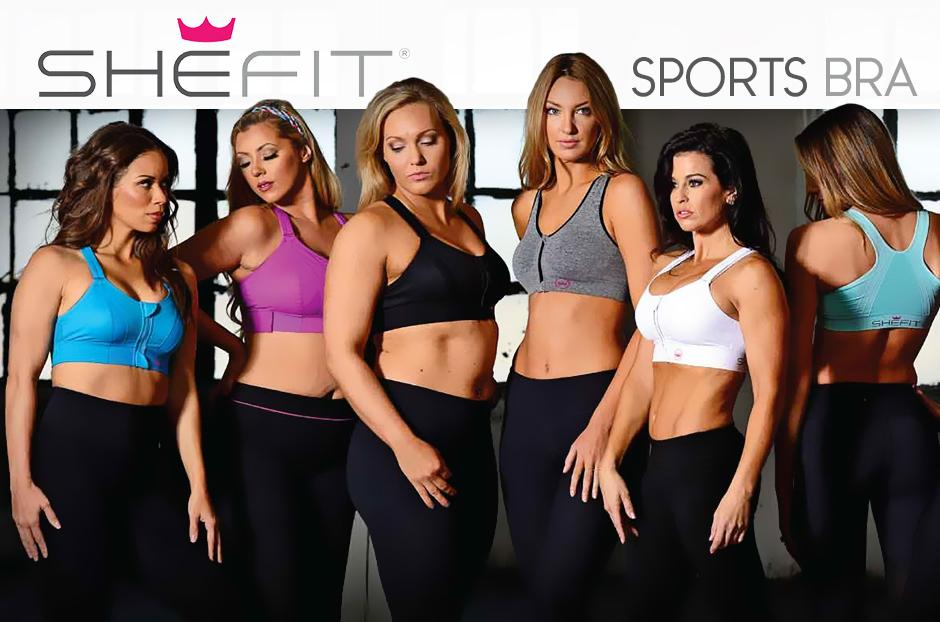 Review & Keep SheFit- Ultimate Sports Bra
