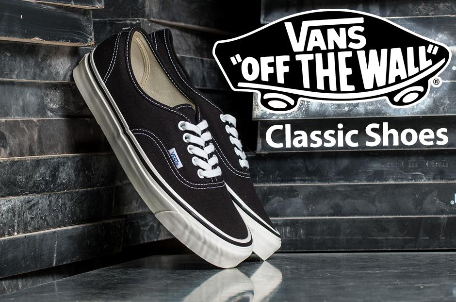 Review & Keep! Classic Vans