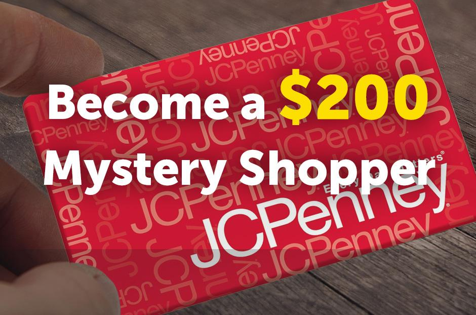 jc penny mystery shopper