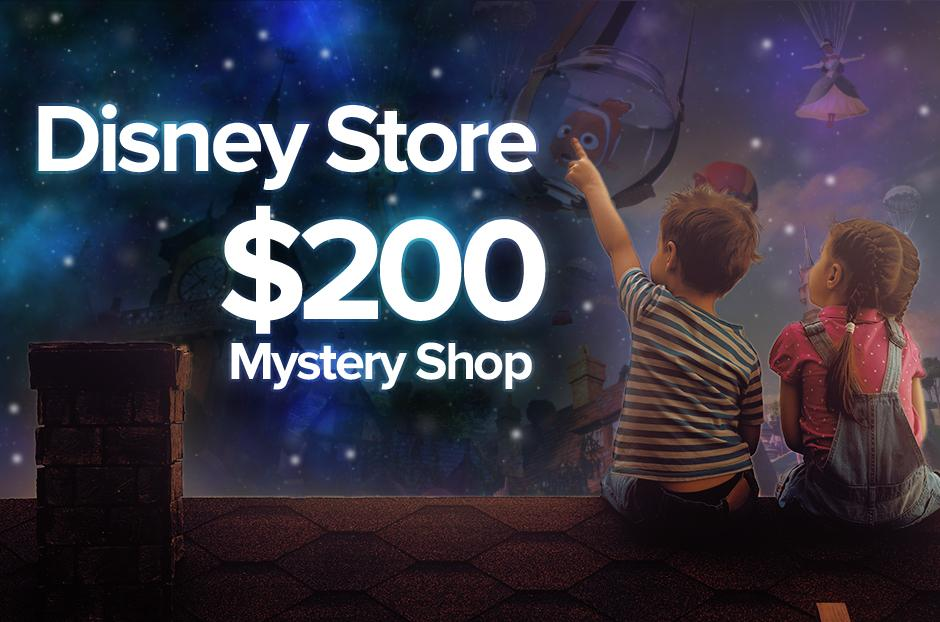 Disney Store Mystery Shopper