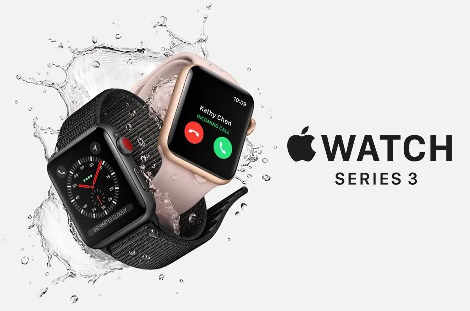 Free Apple Watch Series 3