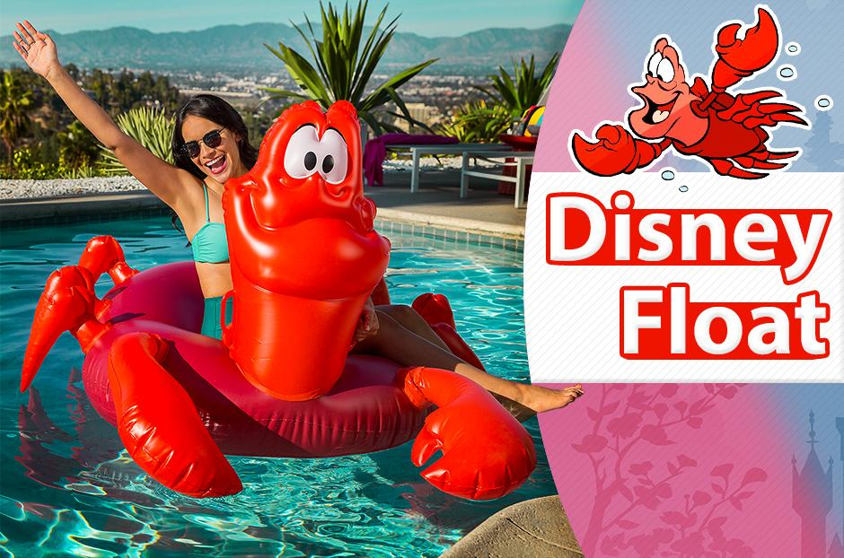Disney Pool Float
