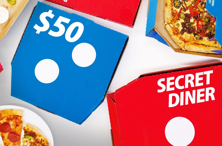 free dominos gift card