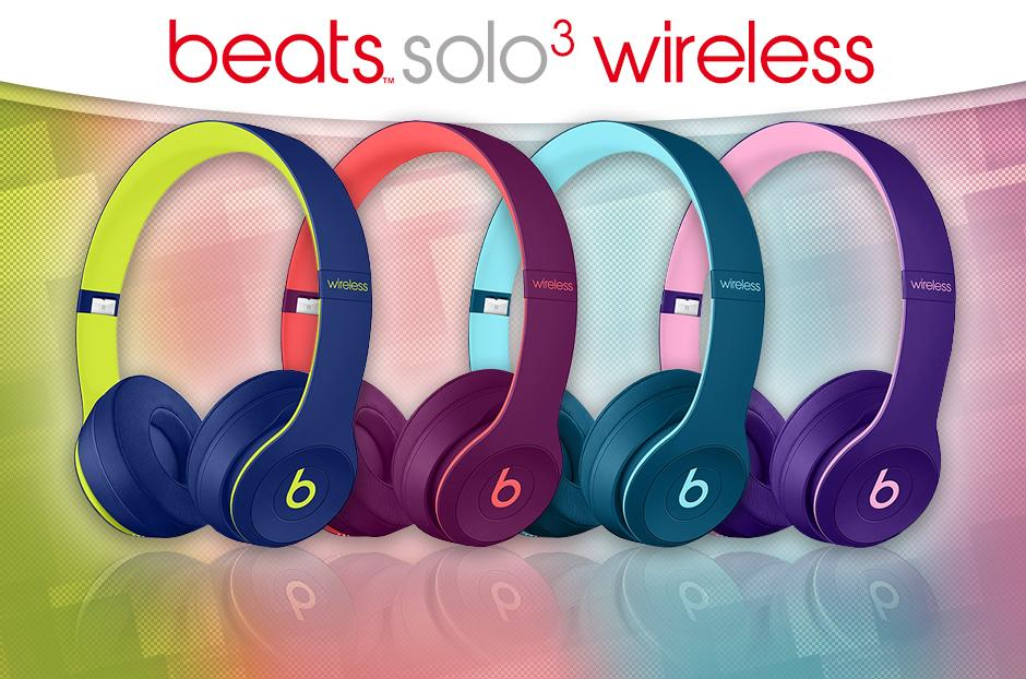 Beats Solo 3 Pop Collection Headphone Reviewers Wanted!