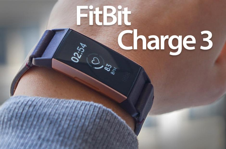 free fitbit charge 3