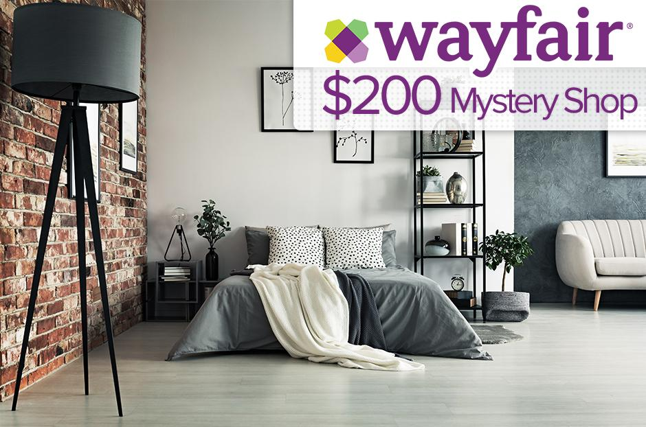 Wayfair Mystery Shopper