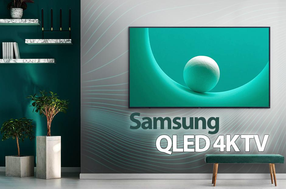 Samsung QLED 4K Ultra HD Smart TV