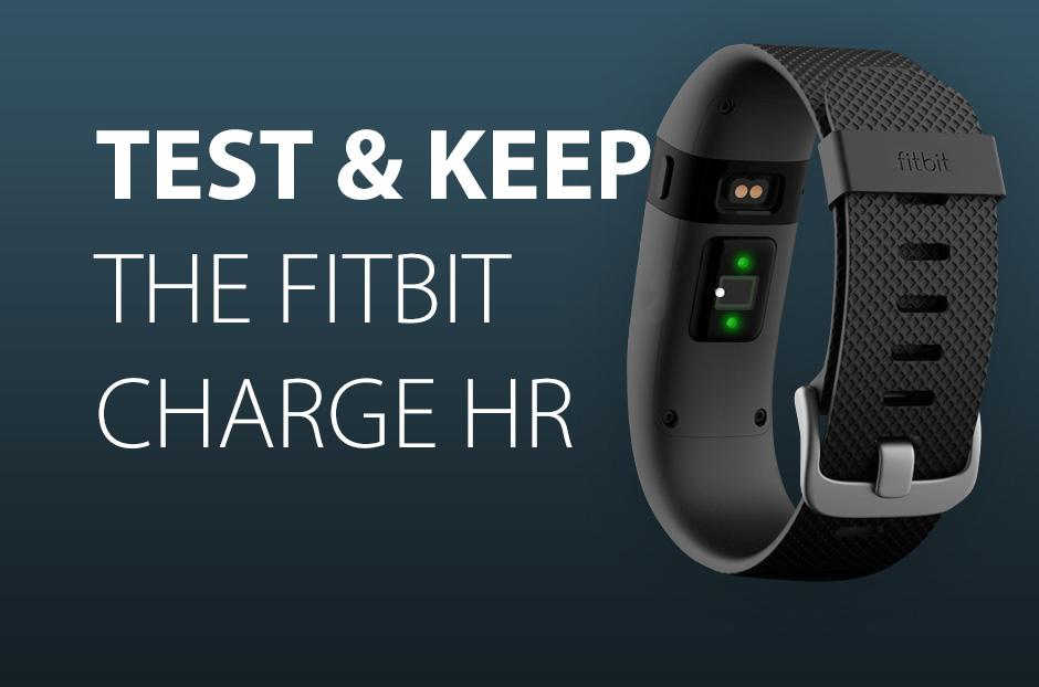 free fitbit charge hr