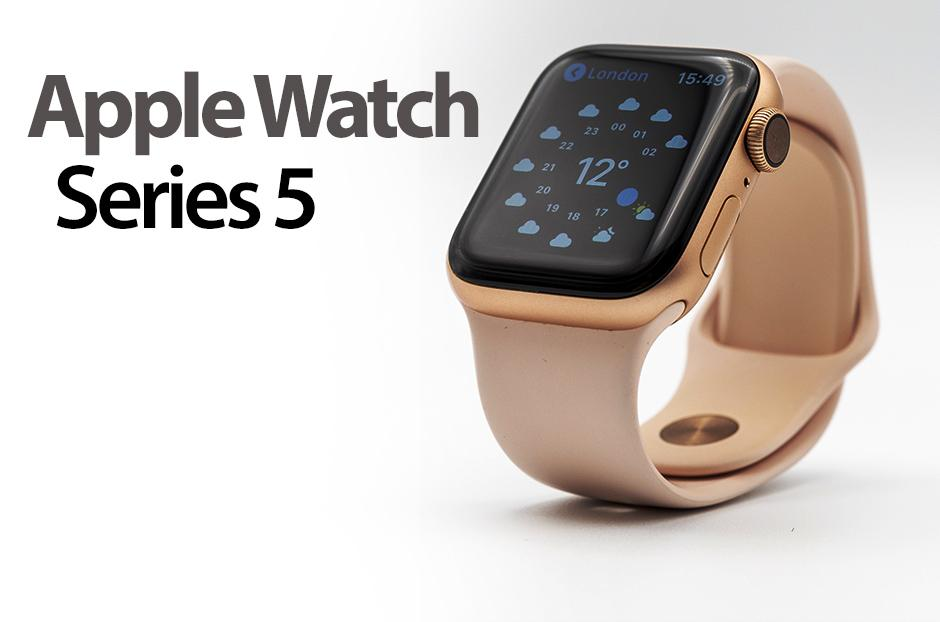 Free Apple Watch Series 5