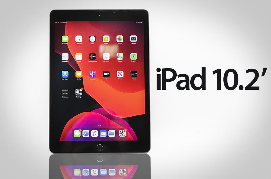 Test & Keep the NEW iPad 10.2-Inch 2019 for FREE!