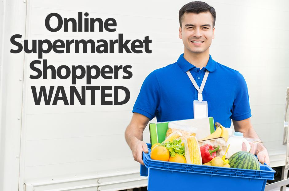 Receive $100 to spend on Online Supermarket Groceries