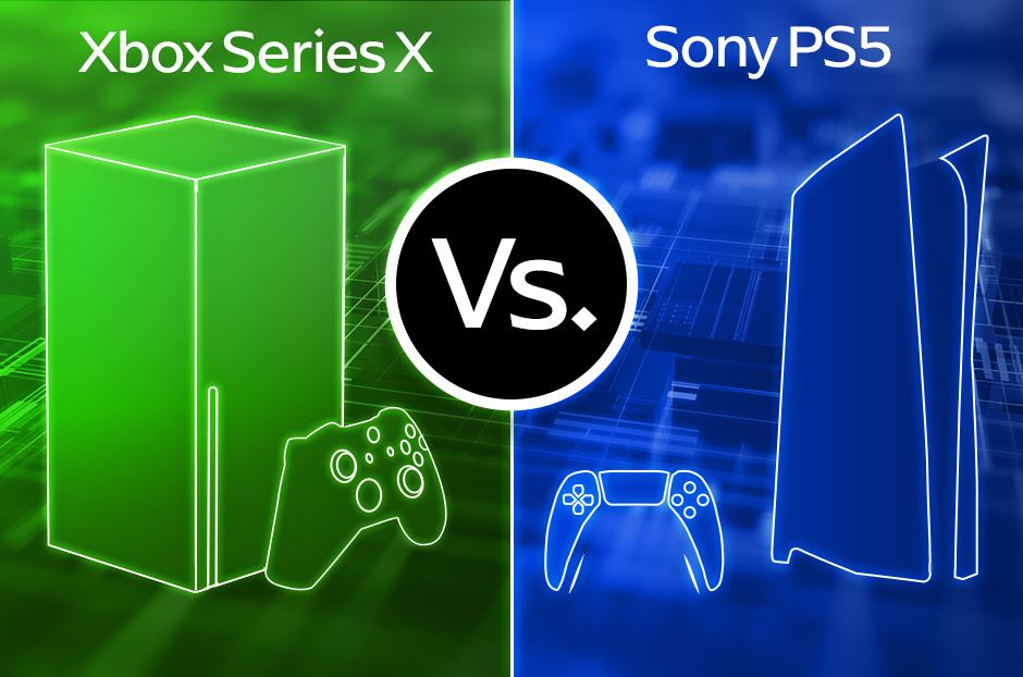 Xbox Series X vs Playstation 5